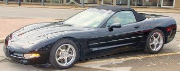 how to lower c5 corvette